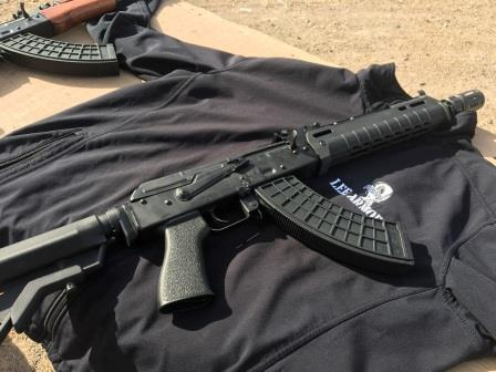 Lee Armory's Build Class: Make your own AK rifle | The Loadout Room