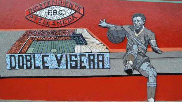 Arsenio Erico en el alma del Independiente de Avellaneda