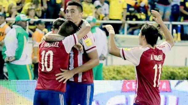 Paraguay sube tres puestos en el ranking
