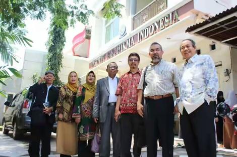 Internasional Institute Of Islamic Thought Bersama Instititut Parahikma Indonesia mengadakan MOU