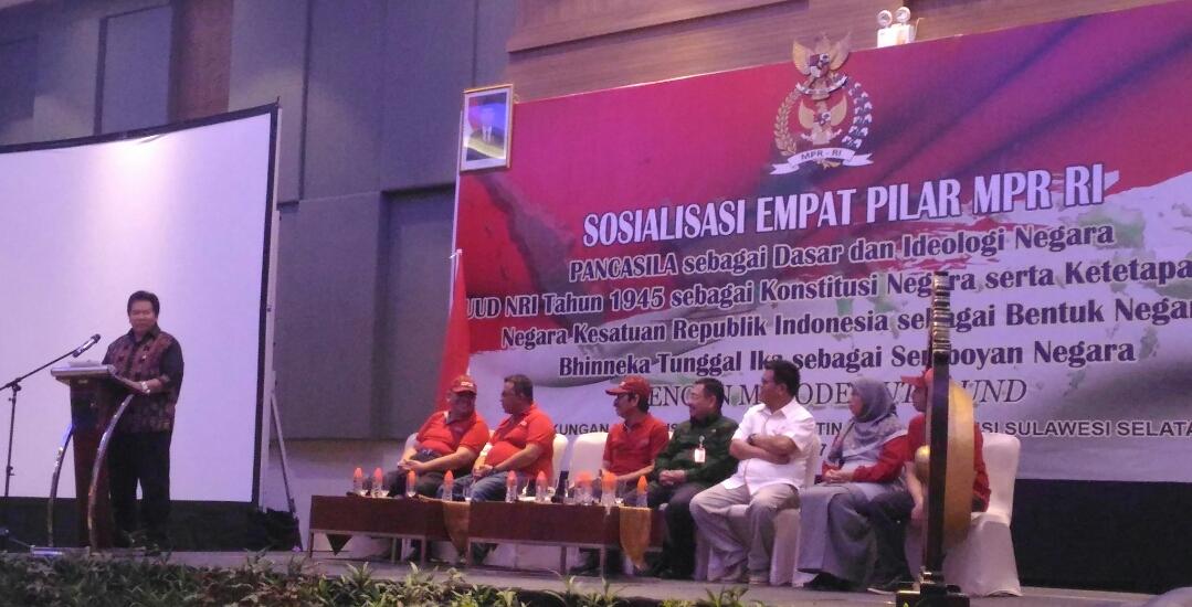 Institut Parahikma Indonesia Ikut Sosialisasi Empat Pilar Kebangsaan