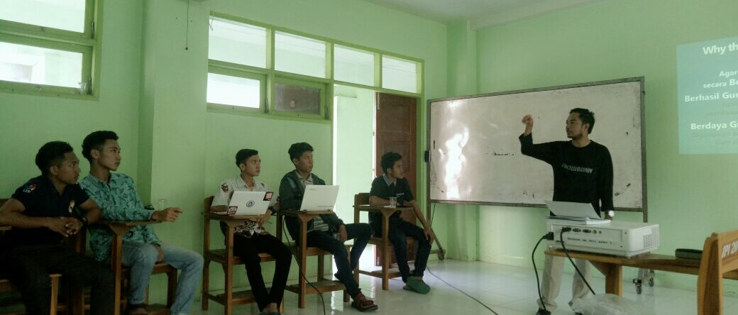 Upgrading Pengurus HIMAPRODI EKSYAR, IPK Mantap, Organsiasi OK