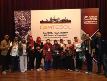 Dosen IPI Persentasekan Hasil Penelitian di International Conference
