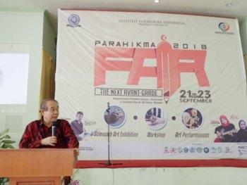 BEM IPI mengadakan kegiatan spektakuler Parahikma Fair 2018