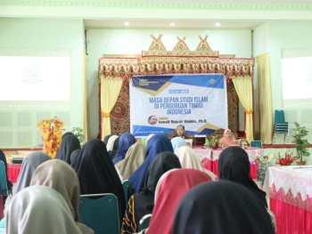Masa Depan Studi Islam di Perguruan Tinggi Indonesia