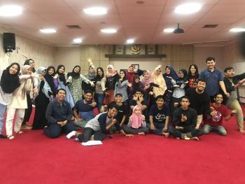 Merajut  Masa Depan di Kelas Inspirasi Makassar (KIM) 7