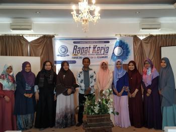 Rapat Kerja Program Studi Tadris Bahasa Inggris Periode 2018/2019