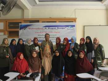 Dialog Literasi dan Pelantikan FLP Cabang Gowa di IPI