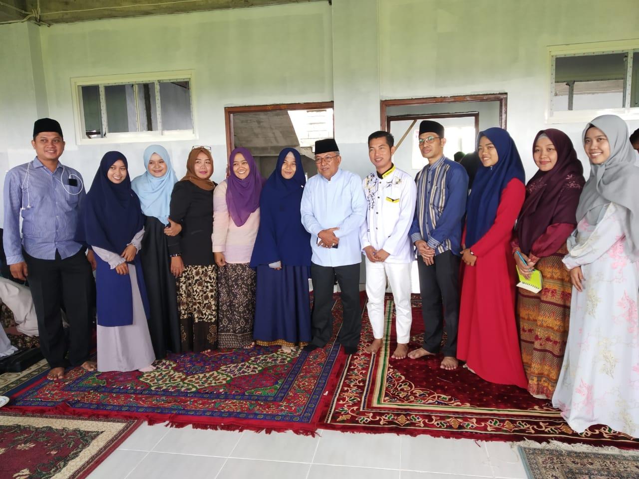 PROGRAM-PROGRAM PENINGKATAN RELIJIUSITAS MAHASISWA/I IPI
