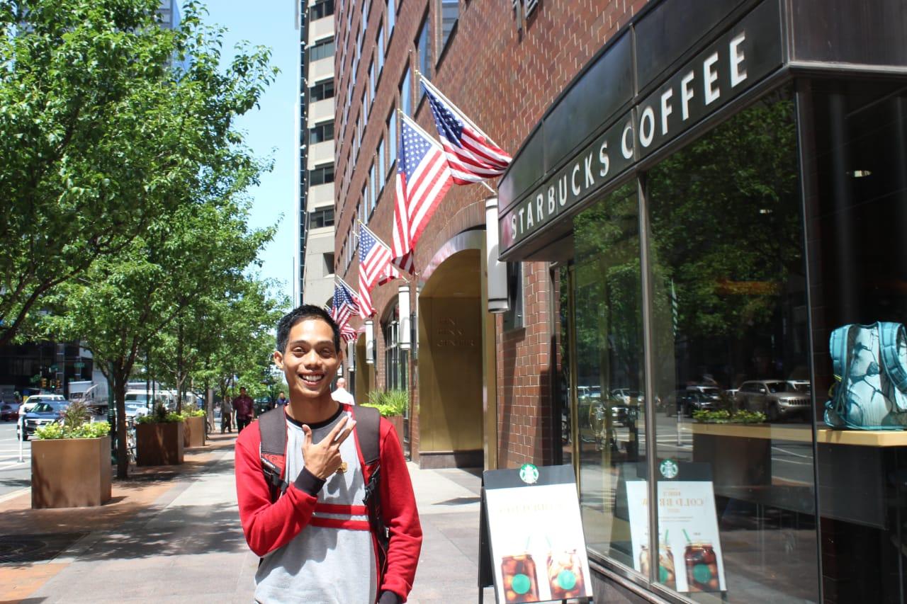 """Perjalanan Mahasiswa IPI sebagai """"duta Indonesia"""" di Amerika Serikat"""
