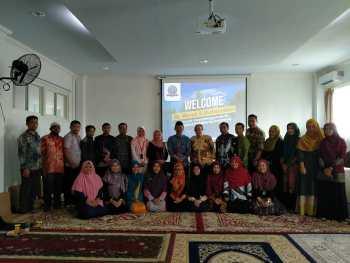 Kepala Subdirektorat Perguruan Tinggi Agama Islam Hadir di IPI