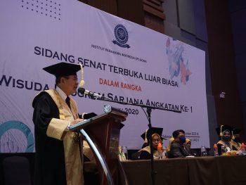 IPI Sukses Gelar Wisuda Perdana