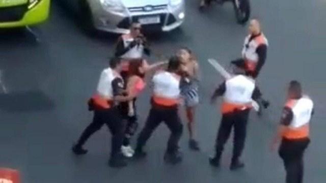 Descumprindo isolamento: Mulheres são presas no Rio de Janeiro; VEJA O VÍDEO