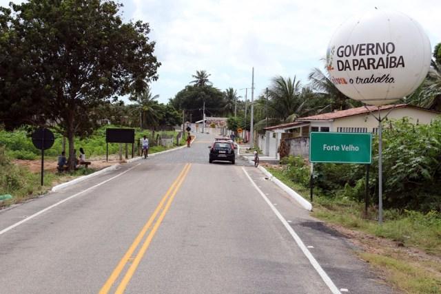 Ricardo inaugura estrada que liga a BR-101 a Forte Velho e incrementa turismo da região