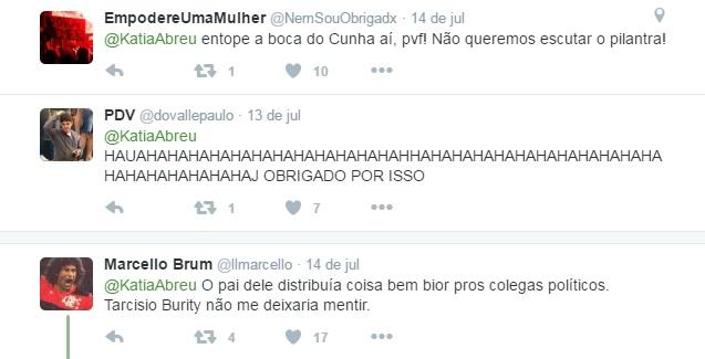 """Internautas ironizam ação de Cássio no Senado: """"até a oposição sabe que é golpe"""""""