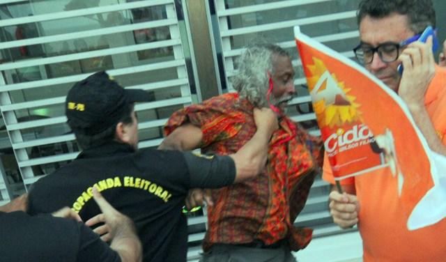 Fiscal do TRE-PB acusado de agredir militante do PSB em carreata vai responder processo