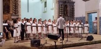 Orquestra Sinfônica da PB abre inscrições para novos coristas do Coro Infantil