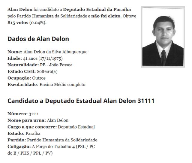 Em Paratibe, ex-candidato a deputado e vereador pelo PHS é assassinado