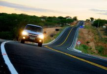 RC entrega nesta 2ª pavimentação da rodovia São João do Tigre-Camalaú