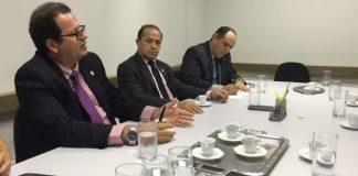 Cortesia: TCE-PB doa veículo à Secretaria de Segurança e Defesa Social