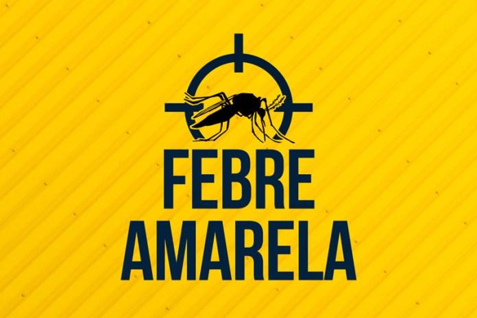 Boletim: PB registra 5 casos de Febre Amarela, mas Estado está livre de área com circulação viral