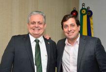 Gervásio Maia se licencia da presidência da Assembleia e Bosco Carneiro assume o cargo