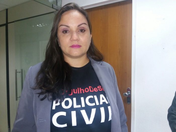 Presidente da ASPOL é acusada de conseguir promoção ilegalmente na Polícia Civil