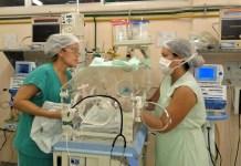 Maternidade Frei Damião disponibiliza cuidados especiais para prematuros