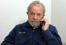 "Assista: ""A verdade vai prevalecer e eu serei candidato"", sentencia ex-presidente Lula"