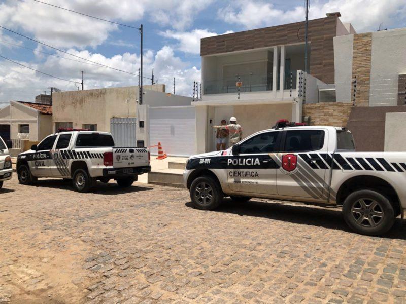 Energisa inicia grande operação de combate a gatos de energia em Sousa; veja imagens