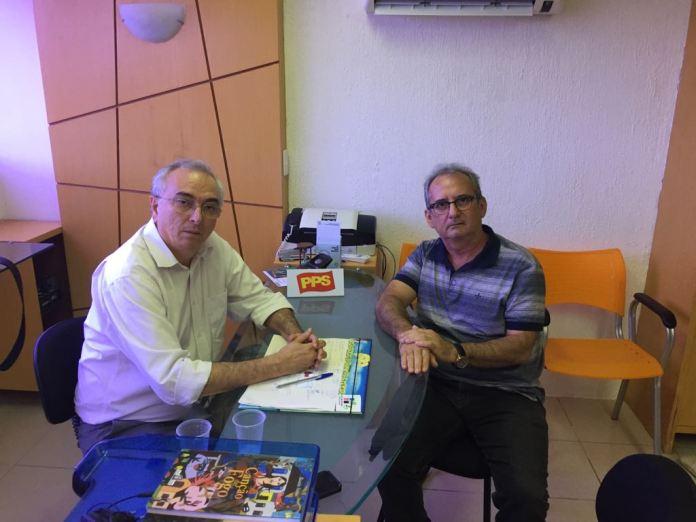 Médico José Célio anuncia candidatura a deputado pelo PPS