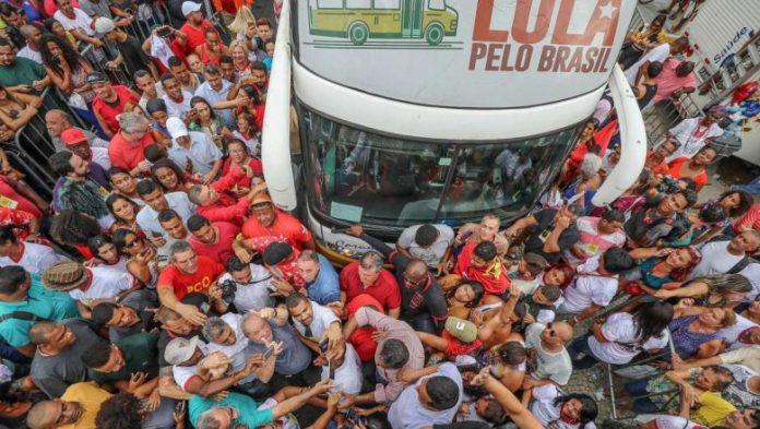 Caravana de Lula volta a percorrer regiões do Brasíl; confira quais as cidades