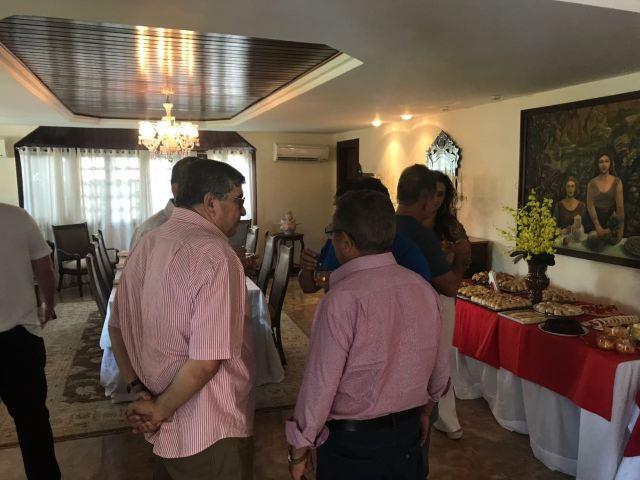 Sem Manoel Jr. e com Vené, confira os bastidores da reunião do MDB em JP