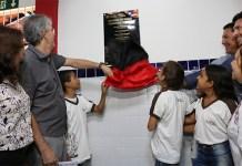 Com investimento de R$ 2,5 milhões, Ricardo Coutinho entrega escolas reformadas em João Pessoa