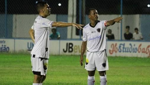 Botafogo-PB arranca empate fora de casa e encaminha a classificação na Copa do Nordeste