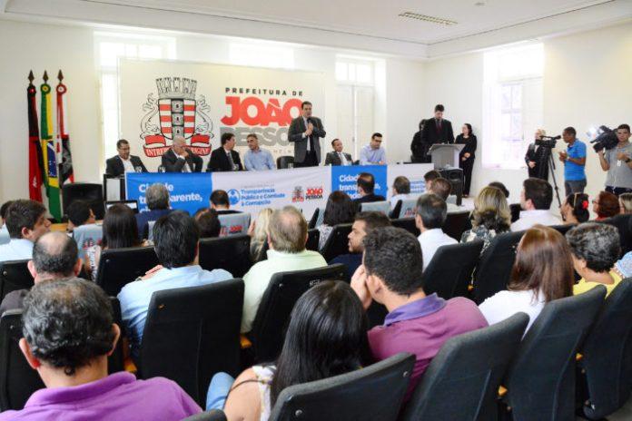 PMJP promove II Semana Municipal de Transparência Pública e abre inscrições
