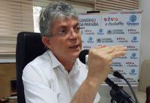 """RC rebate críticas de Cássio à segurança da PB e diz que PM teve período """"mais triste da história"""" no governo tucano"""
