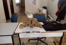 Polícia apreende 13 kg de crack e prende foragido de PE em Lagoa Seca