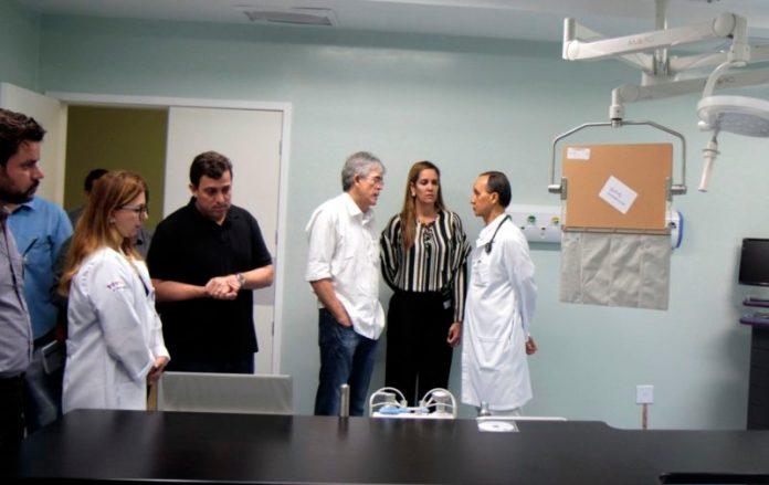 Hospital Metropolitano realiza a primeira cirurgia em crianças cardiopatas