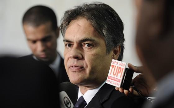 Com pendências na Justiça, Cássio é excluído de lista de premiação do Congresso em Foco