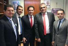 Prefeito do partido de Cássio declara apoio à pré-candidatura de Veneziano ao Senado