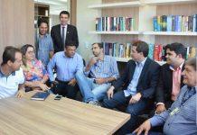 Gervásio se reúne com engenheiros da Chesf e reafirma luta pela soberania da empresa