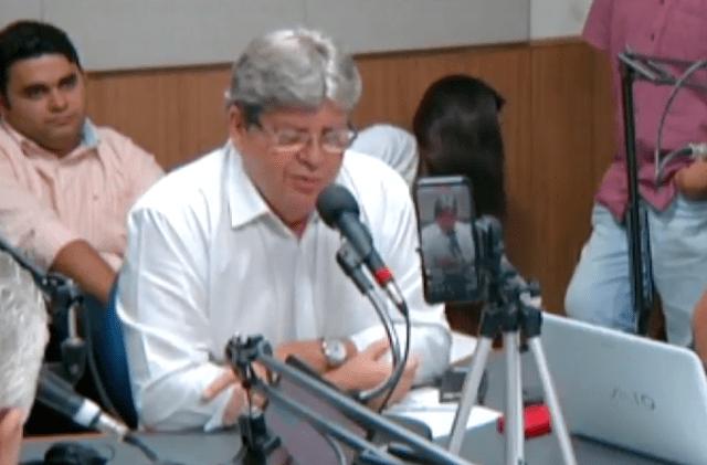 João sugere implantar VLT em CG para melhorar transporte público na cidade; ouça
