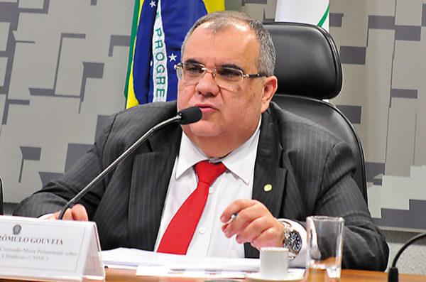 Infarto fulminante: Morre aos 53 anos de idade o deputado paraibano Rômulo Gouveia