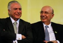 Temer desiste e MDB anuncia pré-candidatura de Henrique Meirelles à Presidência