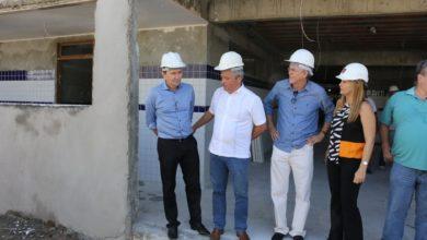 RC anuncia entrega de Hospital de Câncer em Patos e pacote de R$ 360 mi em obras