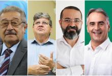 Paraíba Já transmite 1º debate com governadores nesta segunda; saiba como assistir