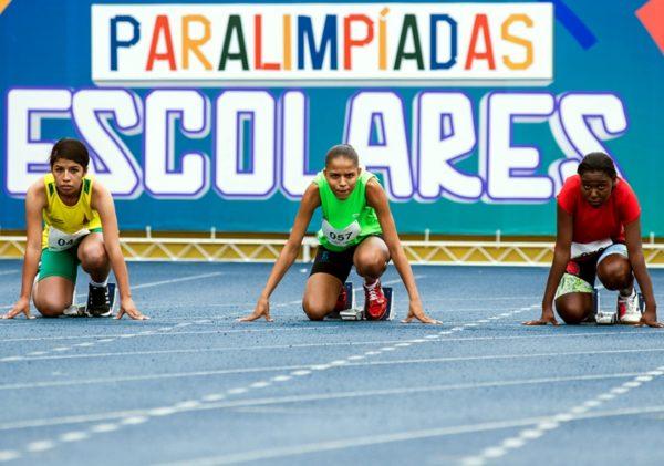 Delegação Paraibana embarca para disputar as Paralimpíadas Escolares, em São Paulo