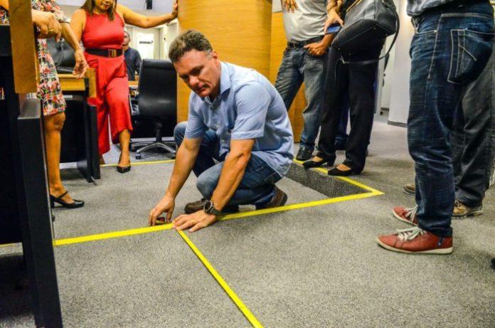 ALPB inicia projeto de acessibilidade do Plenário Antônio Mariz