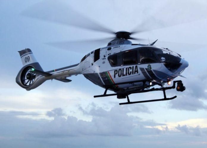 Hospital Metropolitano recebe 1º pouso aeromédico e atende bebê transferida do Ceará